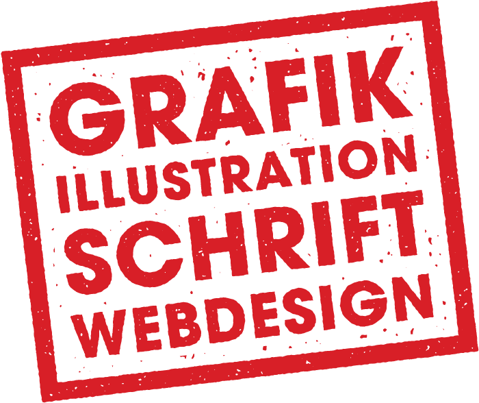 Grafik - Illustration - Schrift - Webdesign